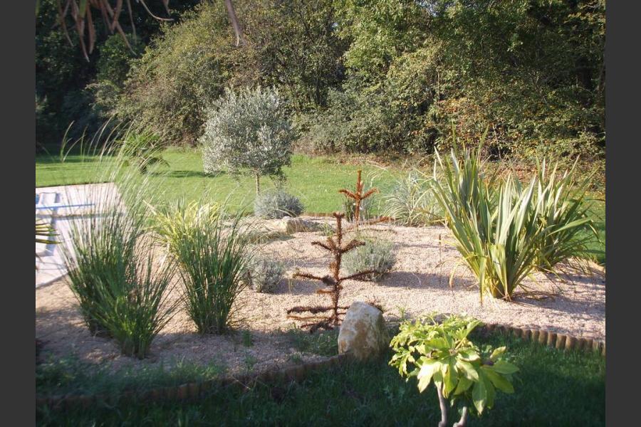 Création de jardins / paysagiste