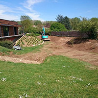 Terrassement et terrassement piscines